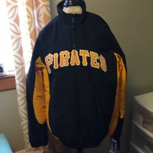 Pittsburgh Pirates jacket Sz L